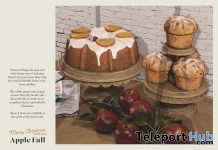 Bundt Cake & Cranberry Muffins December 2020 Gift by Apple Fall - Teleport Hub - teleporthub.com