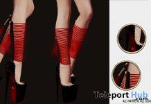 Feline Shoes December 2020 Group Gift by zk - Teleport Hub - teleporthub.com