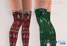Glasgow Ugly Socks December 2020 Group Gift by Essenz - Teleport Hub - teleporthub.com