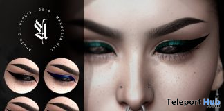 Liquid Eyeliner December 2020 Group Gift by Apothic - Teleport Hub - teleporthub.com