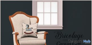 French Country Wingback Chair December 2020 Group Gift by Bricolage - Teleport Hub - teleporthub.com