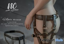 Hunter Harness December 2020 Group Gift by Noble Creations - Teleport Hub - teleporthub.com