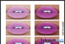Alice Lips Fatpack December 2020 Group Gift by TREND - Teleport Hub - teleporthub.com