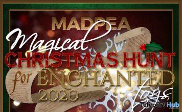 MadPea's Magical Christmas Hunt For Enchanted Toys 2020 - Teleport Hub - teleporthub.com