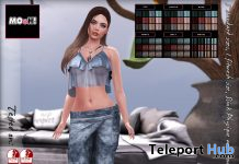 Petra Outfit Lounge Pack 99L Promo by MOoH! - Teleport Hub - teleporthub.com
