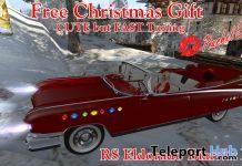 RS Eldorado Biarritz Car X-MAS Edition December 2020 Gift by CUTE but Fast Tuning - Teleport Hub - teleporthub.com