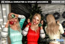 New Release: [S] Neola Sweater & Starry Leggings by [satus Inc] - Teleport Hub - teleporthub.com