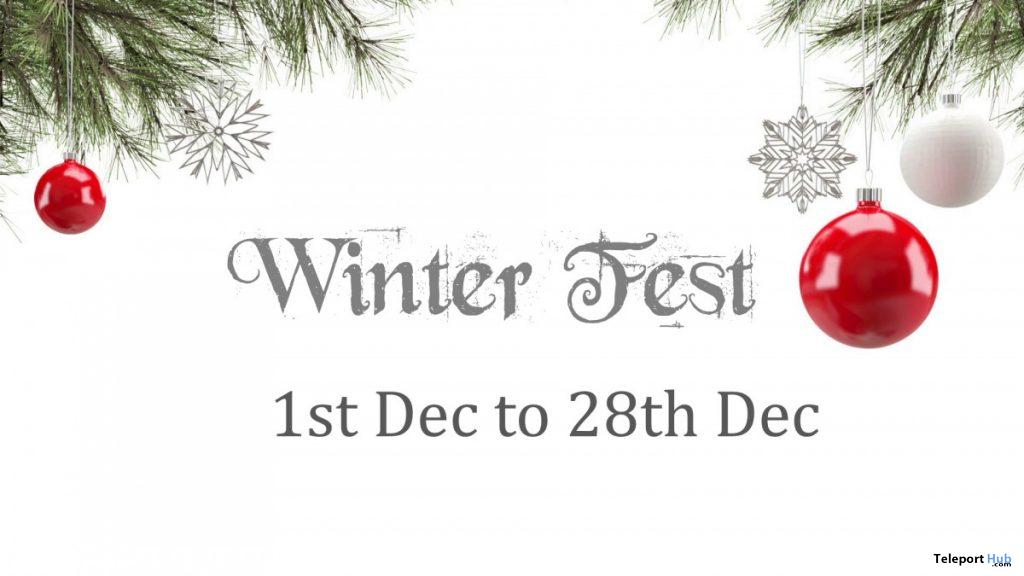 Winter Fest 2020 - Teleport Hub - teleporthub.com