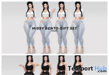 Evie & Missy Bento Pose Sets Group Gift by babyboo - Teleport Hub - teleporthub.com