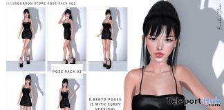 Pose Pack #3 10L Promo by Bourbon Store - Teleport Hub - teleporthub.com
