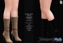 Cirila Alca Boots January 2021 Group Gift by Elven Elder - Teleport Hub - teleporthub.com