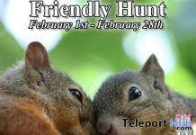 Friendly Hunt 2021 - Teleport Hub - teleporthub.com