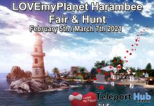 The LOVEmyPlanet Fair & Hunt 2021 - Teleport Hub - teleporthub.com