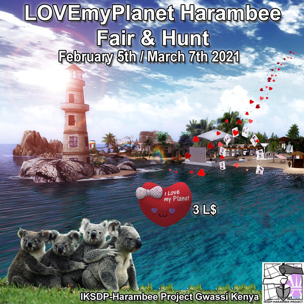 The LOVEmyPlanet Fair & Hunt 2021 - Teleport Hub - teleporthub.com
