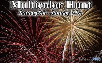 Multicolor Hunt 2021 - Teleport Hub - teleporthub.com