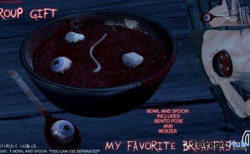 My Favorite Breakfast January 2021 Group Gift by DeadBoy.ink - Teleport Hub - teleporthub.com