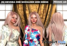 New Release: Devora One Shoulder Mini Dress by [satus Inc] - Teleport Hub - teleporthub.comNew Release: Devora One Shoulder Mini Dress by [satus Inc] - Teleport Hub - teleporthub.com