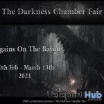 The Darkness Chamber Fair 2021: Bargains On The Bayou - Teleport Hub - teleporthub.com