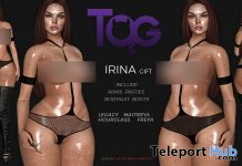 Irina Set January 2021 Group Gift by ToG Store - Teleport Hub - teleporthub.com