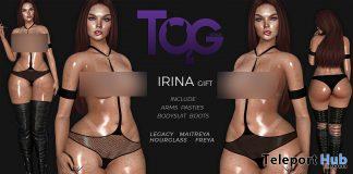 Irina Set January 2021 Group Gift by ToG Store - Teleport Hub - teleporthub.com