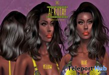 Bunmi Top January 2021 Group Gift by AFROTAY - Teleport Hub - teleporthub.com