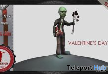 Valentines Day Lover Zombie Full Perm 1L Promo Gift by EFE DESIGN - Teleport Hub - teleporthub.com