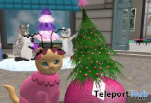 Sweet Kitty Lou Winter 2020 Gift by KittyCatS! - Teleport Hub - teleporthub.com
