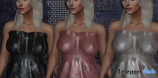 Greta Dress Teleport Hub Group Gift by Pearl Fashion - Teleport Hub - teleporthub.com