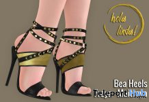 Bea Heels January 2021 Group Gift by Hola linda! Store - Teleport Hub - teleporthub.com