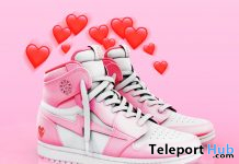 Air Maison VDAY21 Shoes February 2021 Group Gift by BETRAYAL - Teleport Hub - teleporthub.com