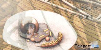 Little Harvest Fondant Chocolat February 2021 Group Gift by Cinoe - Teleport Hub - teleporthub.com