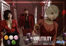 Candy Cauldrons February 2021 Group Gift by Violetility - Teleport Hub - teleporthub.com