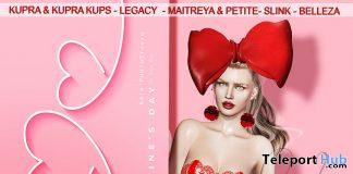 Carla Lingerie February 2021 Group Gift by Elegance Boutique - Teleport Hub - teleporthub.com