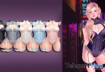 New Release: Delilah Corset by Lunacat @ Sense Event February 2021 - Teleport Hub - teleporthub.com