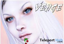 Cherry Ring Lip February 2021 Group Gift by VENGE - Teleport Hub - teleporthub.com