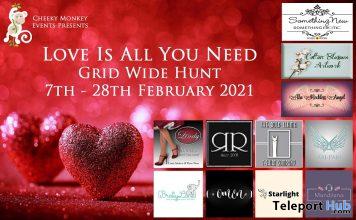 Love Is All You Need Hunt 2021 - Teleport Hub - teleporthub.com