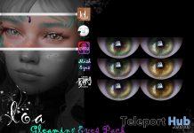 Gleaming Eyes Pack February 2021 Group Gift by Loa - Teleport Hub - teleporthub.com