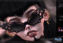 Jynx Glasses February 2021 Group Gift by CULT - Teleport Hub - teleporthub.com