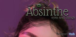 Aura Eyes February 2021 Group Gift by Absinthe - Teleport Hub - teleporthub.com