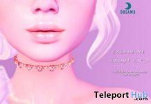 My Heart Choker February 2021 Group Gift by DREAMS - Teleport Hub - teleporthub.com
