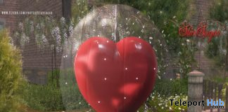 Happy Valentines Day Blowup February 2021 Group Gift by Star Sugar - Teleport Hub - teleporthub.com