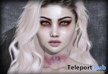 Morte BOM Skin For Lelutka Heads February 2021 Group Gift by Corvus - Teleport Hub - teleporthub.com