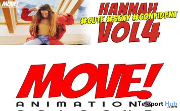 New Release: Hannah Vol 4 Bento Dance Pack by MOVE! Animations Cologne - Teleport Hub - teleporthub.com
