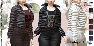 Puffer Outfit Pack 1L Promo Gift by MONOMANIA - Teleport Hub - teleporthub.com