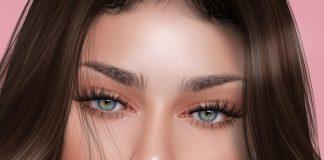 Nina Full Body BOM Skin March 2021 Group Gift by WOW Skins - Teleport Hub - teleporthub.com