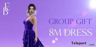 8M Dress International Women's Day 2021 Group Gift by Belle Epoque - Teleport Hub - teleporthub.com