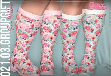 Seren Willies Boots March 2021 Group Gift by Sass - Teleport Hub - teleporthub.com