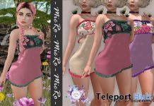 Sofa Dress March 2021 Group Gift by MicRo - Teleport Hub - teleporthub.com