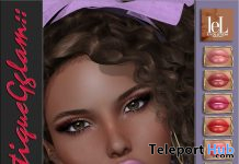 Lipstick Pack For Lelutka EVO March 2021 Group Gift by BoutiqueGglam - Teleport Hub - teleporthub.com
