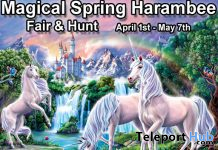 Magical Spring Fair & Hunt 2021 - Teleport Hub - teleporthub.com